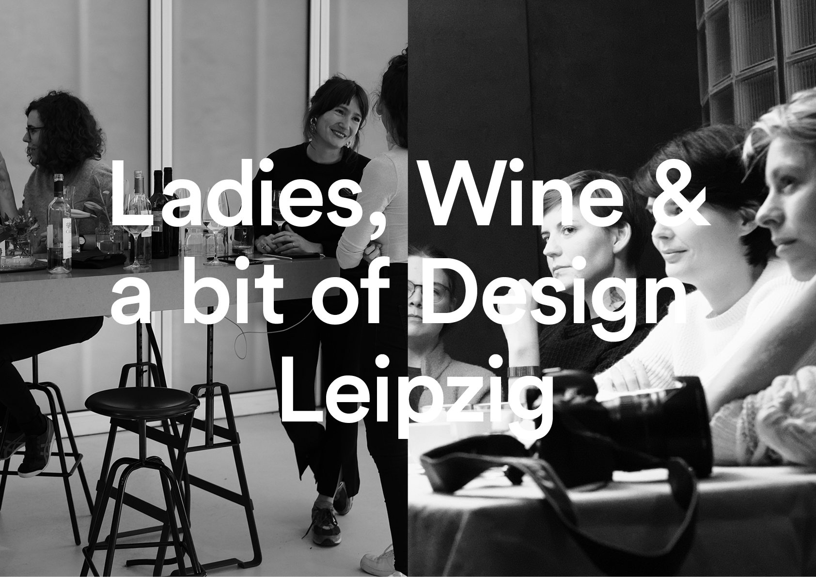 Ladies, Wine & Design Leipzig