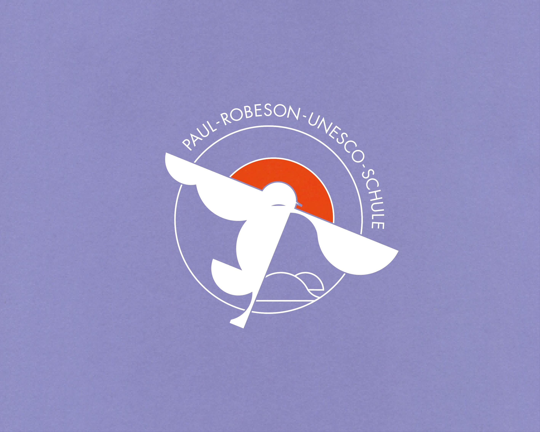 Logo Paul Robeson Schule Leipzig