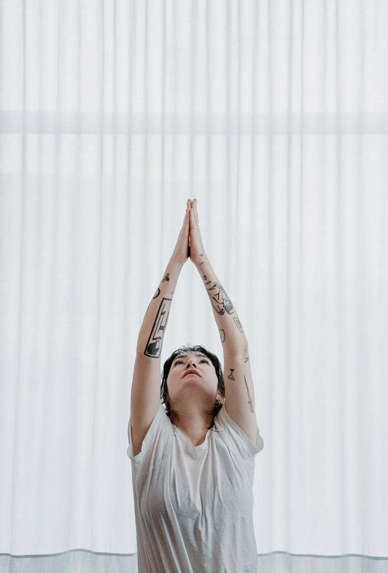 Dynamische Vinyasa Kurse im Mindt Yoga Studio in Leipzig