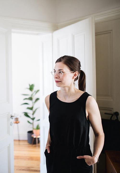 Sarah Schroeder, Grafikdesignerin vom Mindt Studio
