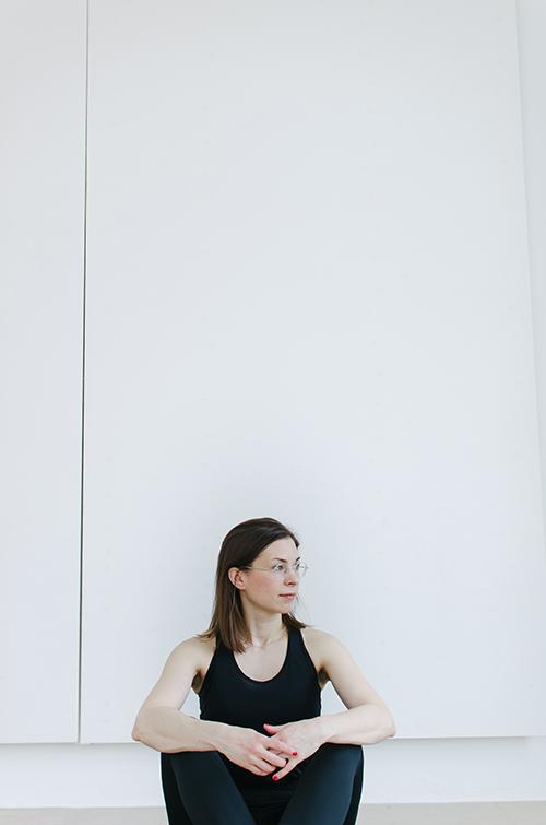 Sarah Schroeder, Yogalehrerin vom Mindt Studio