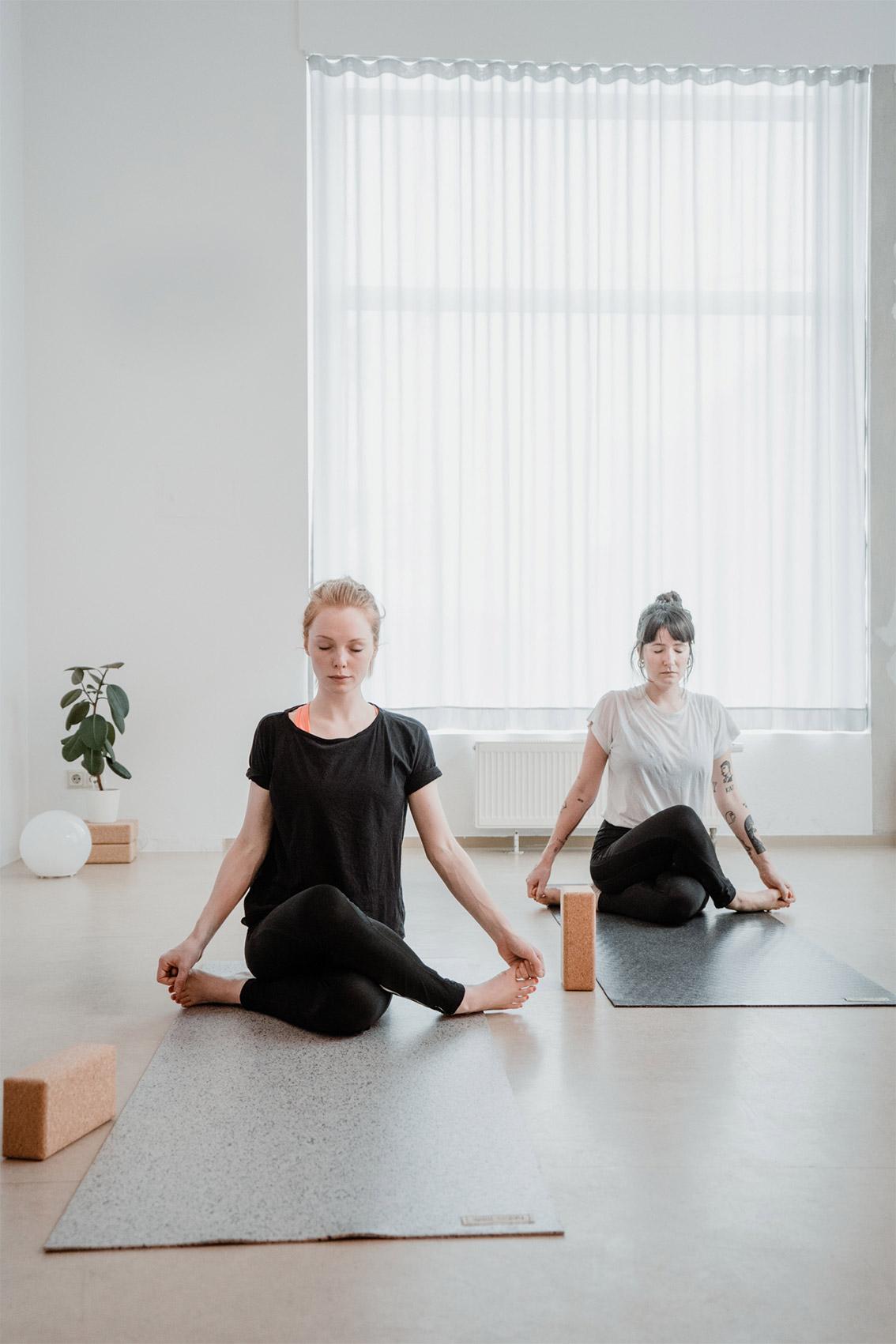 Vinyasa Yoga Kurs im Mindt Yoga Studio in Leipzig Plagwitz