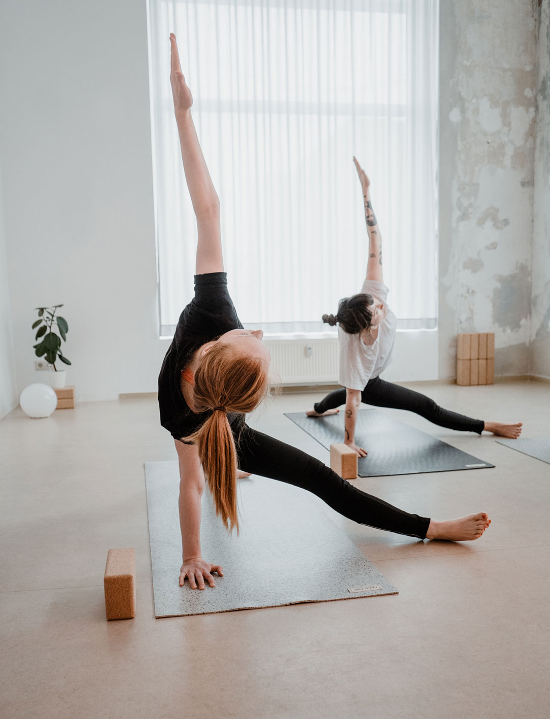 Vinyasa Yoga in Leipzig