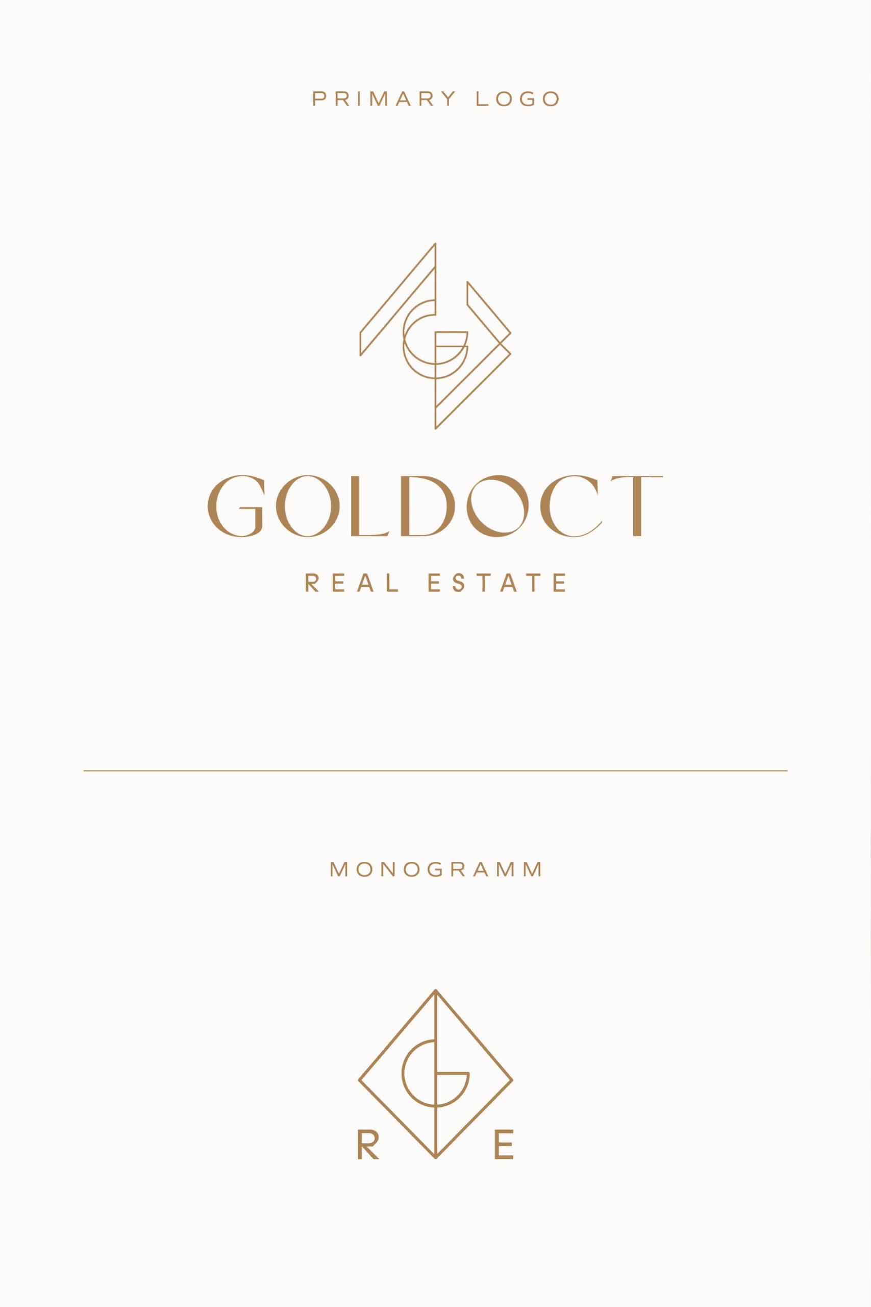 Goldoct-Logos