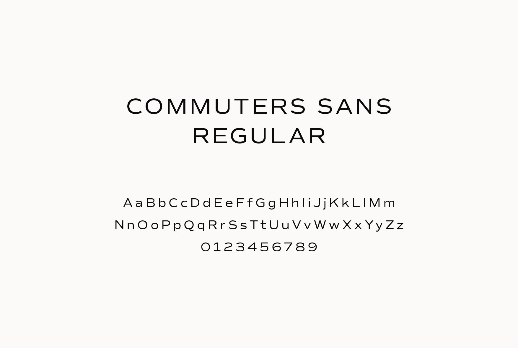 Goldoct-Marken-Typografie-Commuters-Sans
