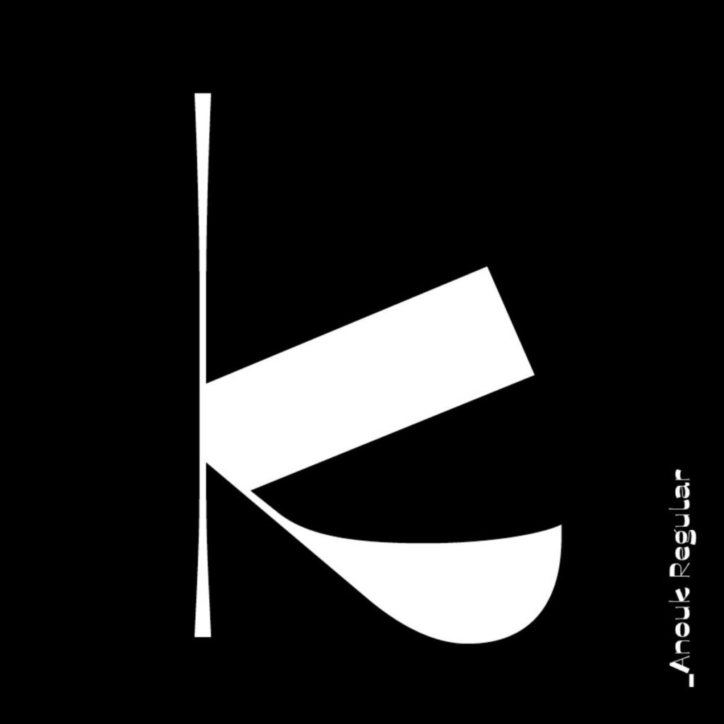 Anouk by Acute Studio – Schriften für Wellness und Lifestyle Brands