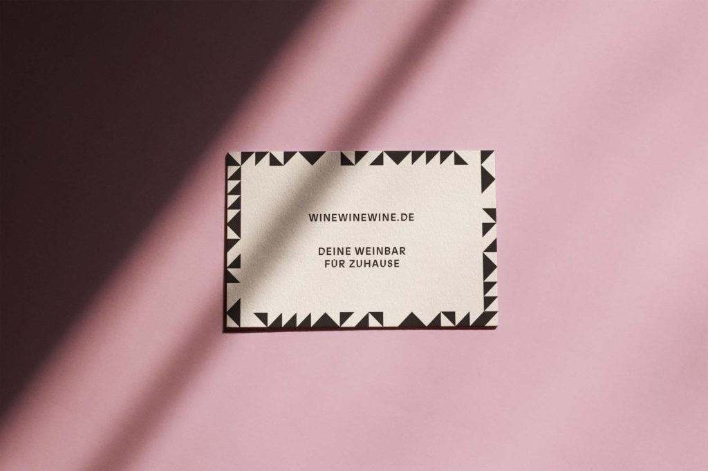 Mindt Design Studio Wine Packaging Brand Identity Business Card