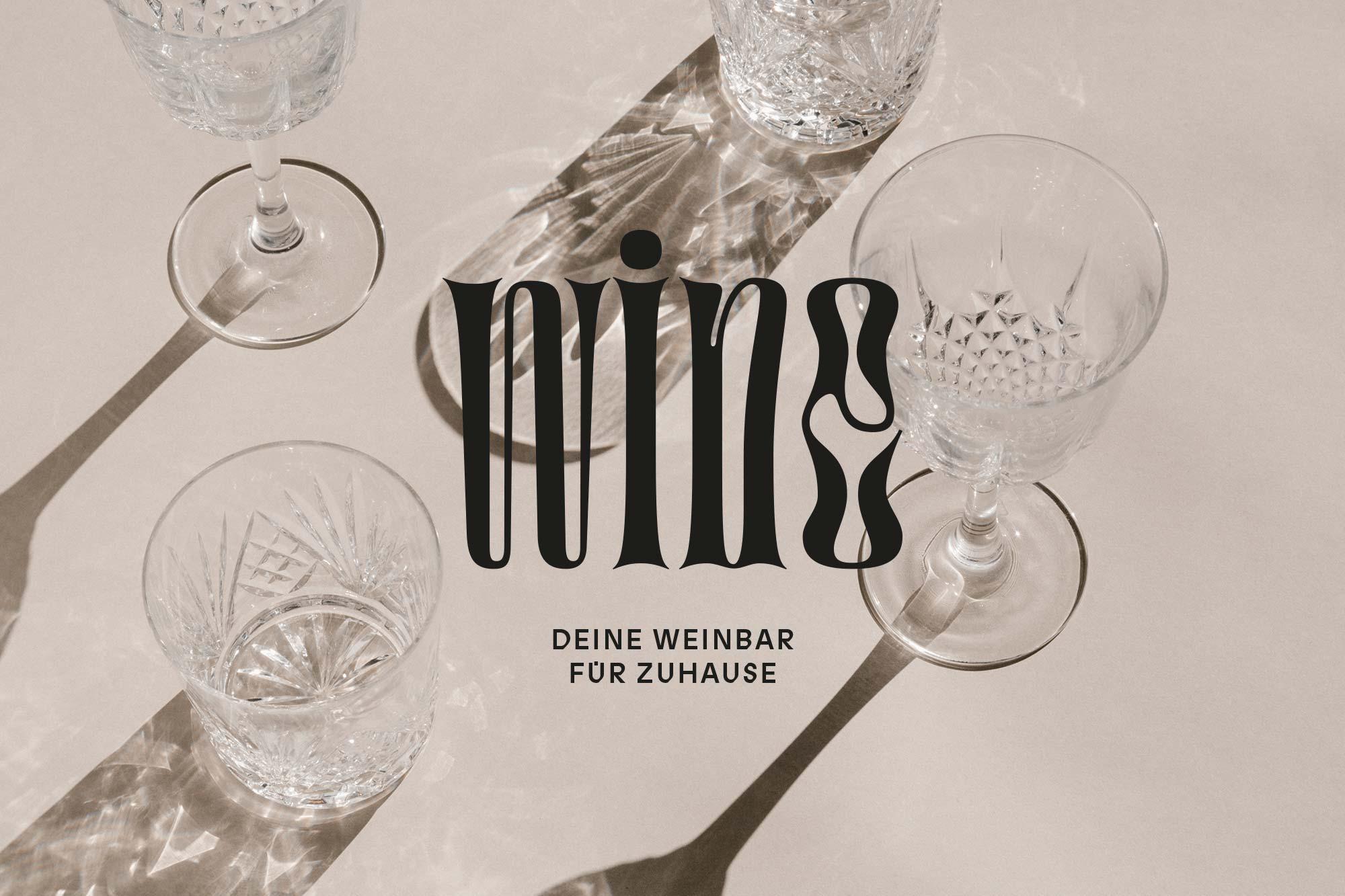 Mindt Design Studio Wine Packaging Branding