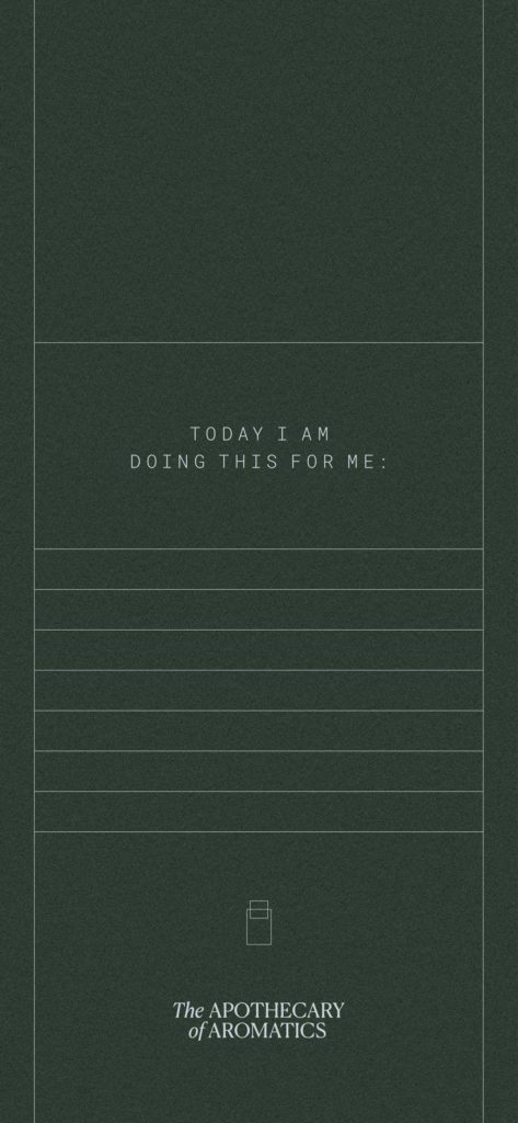 Wellbeing Reminder: For Me ... – by Mindt Design Studio