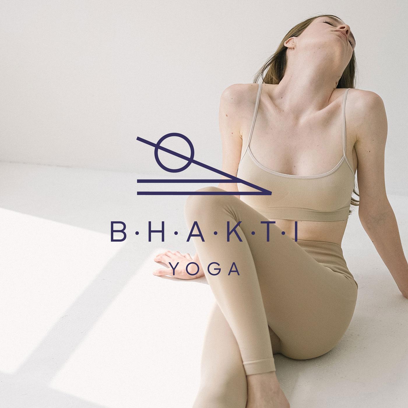 Bhakti Yoga Brand Kit