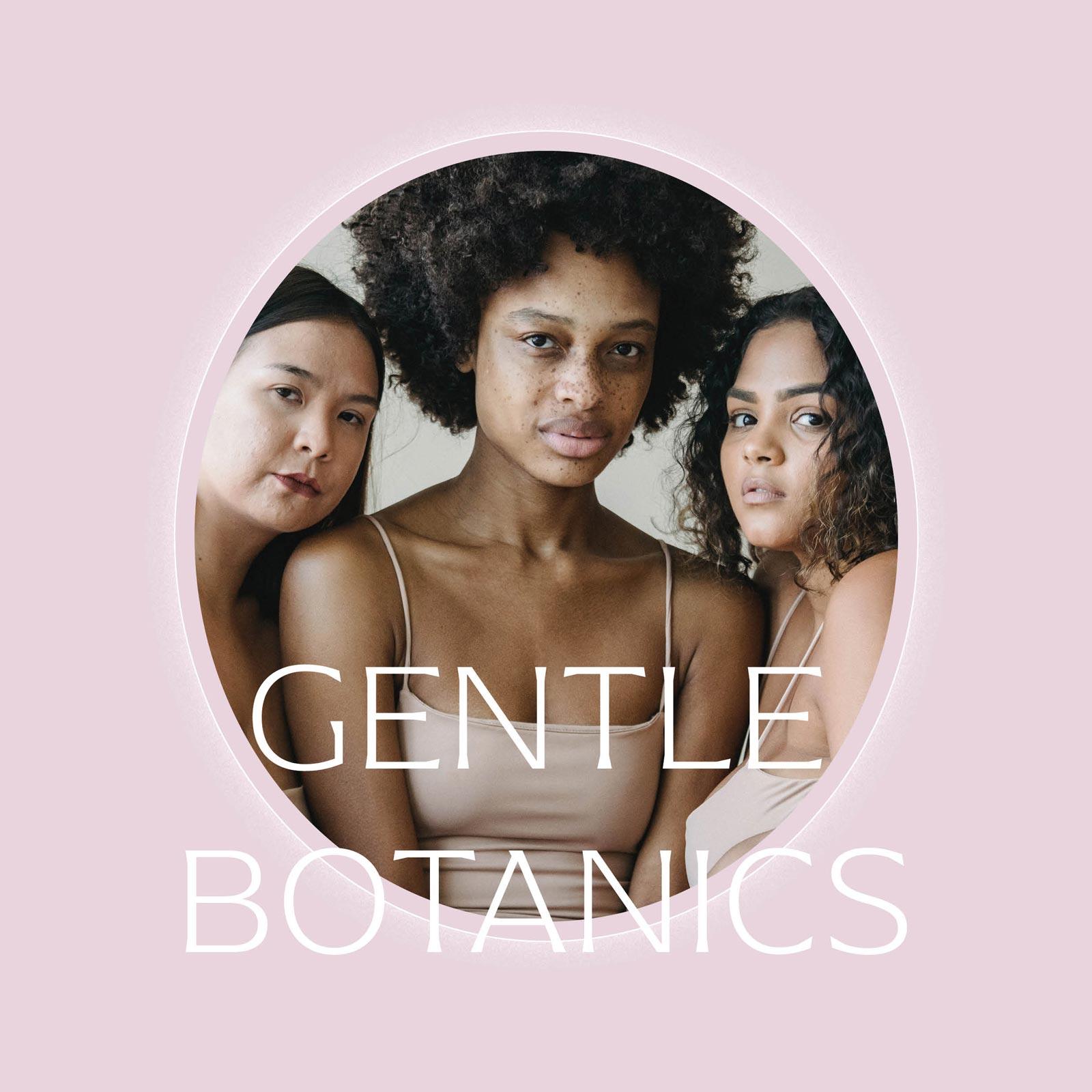 Gentle Botanics Brand Kit