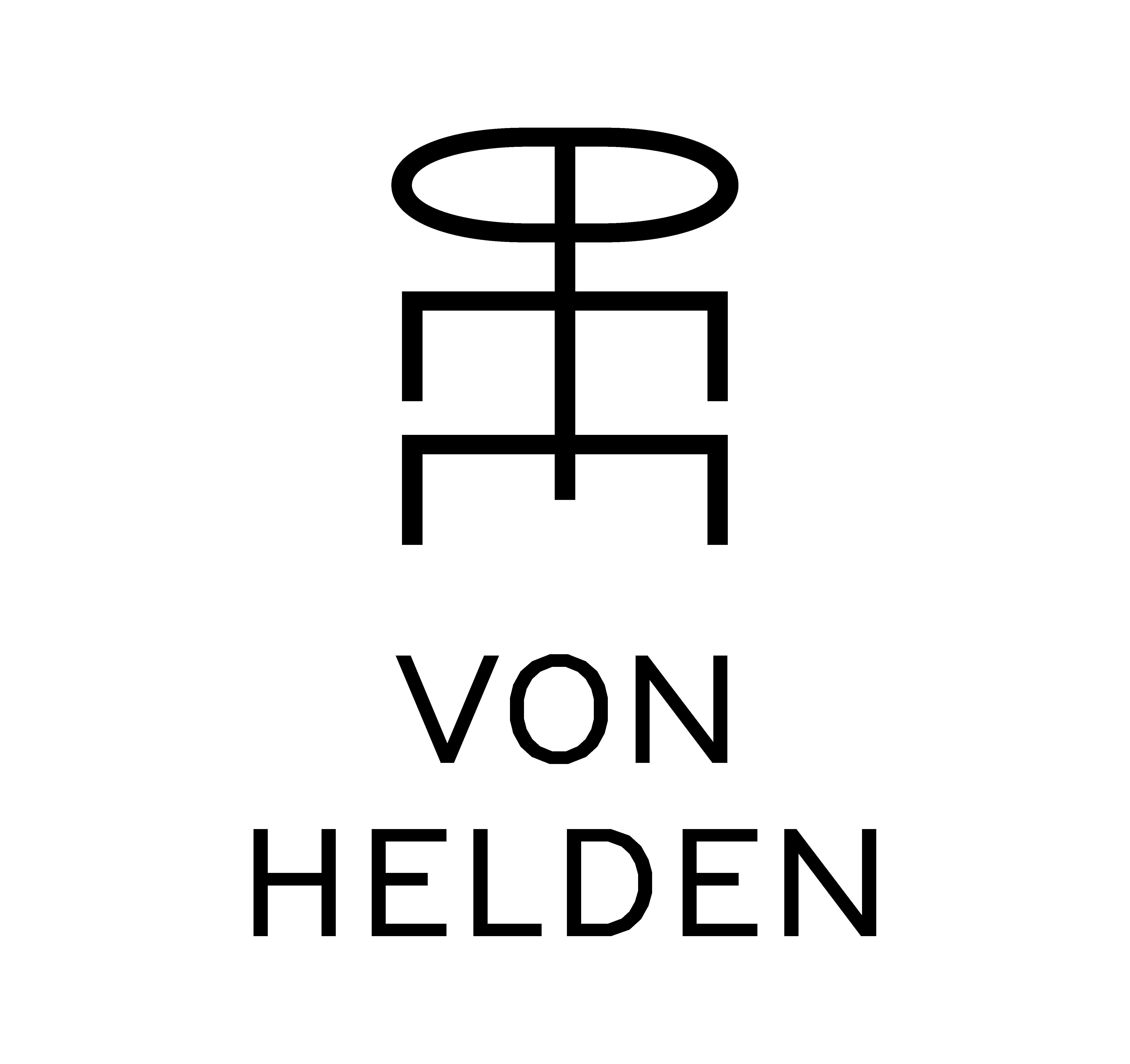 Pierre von Helden Artist Branding – Logo Design