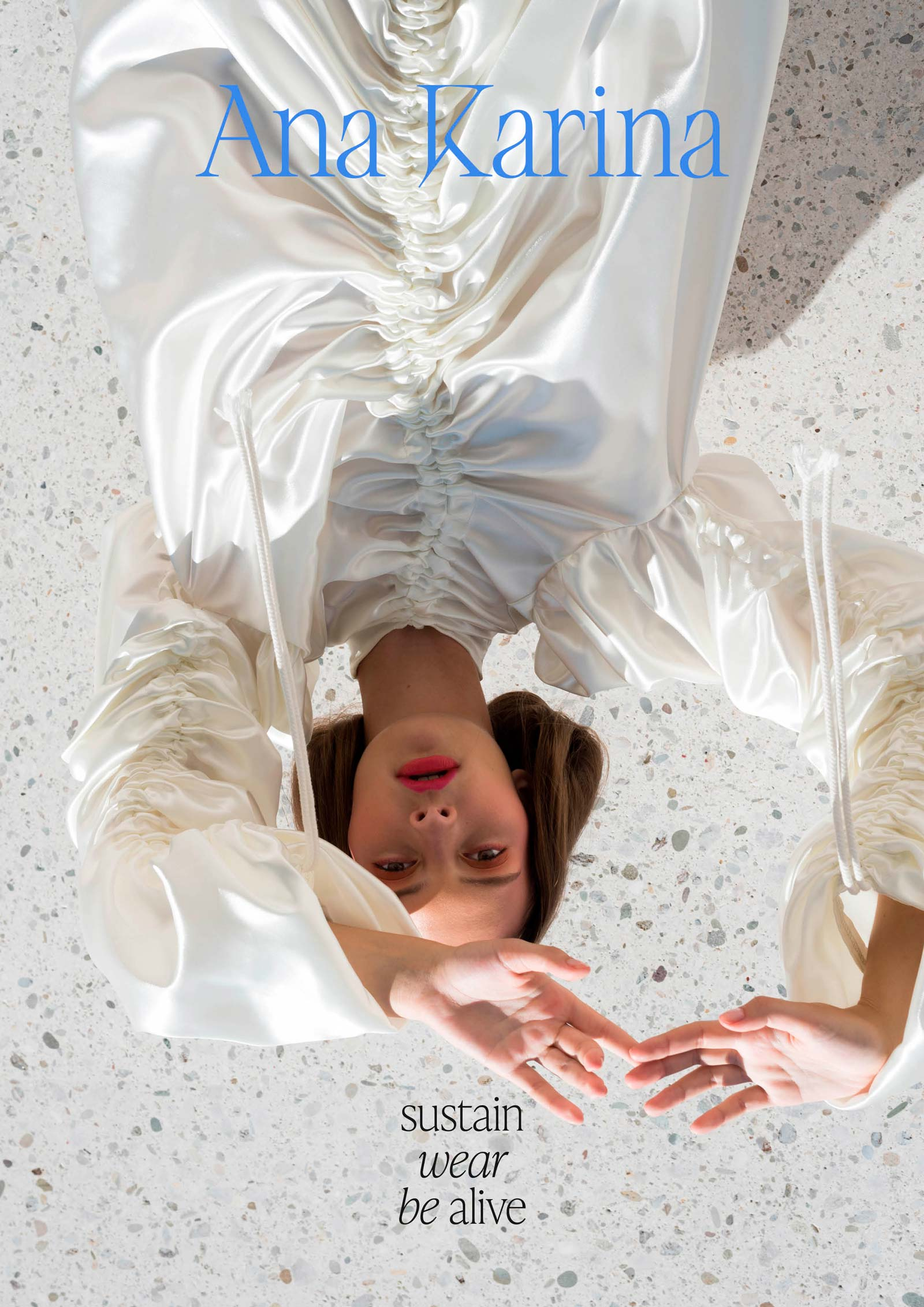Ana Karina Sustainable Fashion Brand Kit – Graphic Design Layout