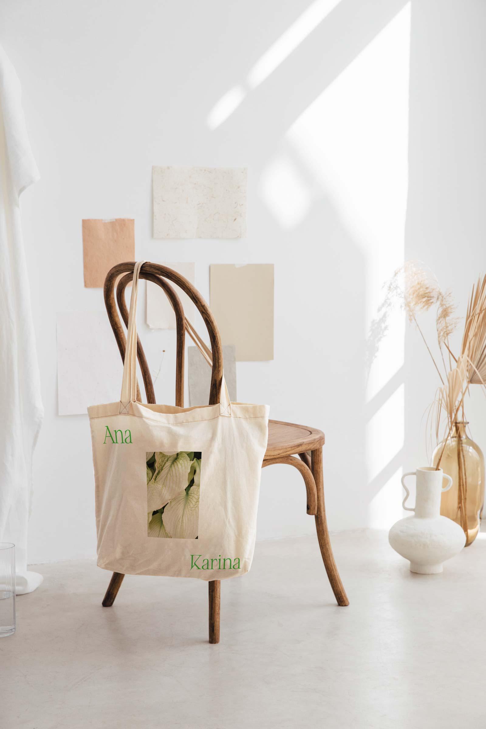 Ana Karina Sustainable Fashion Brand Kit – Fair Tote Bag