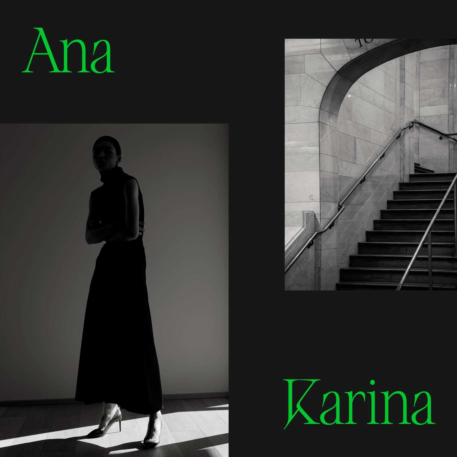Ana Karina Sustainable Fashion Brand Kit – Instagram Feed Design / Template