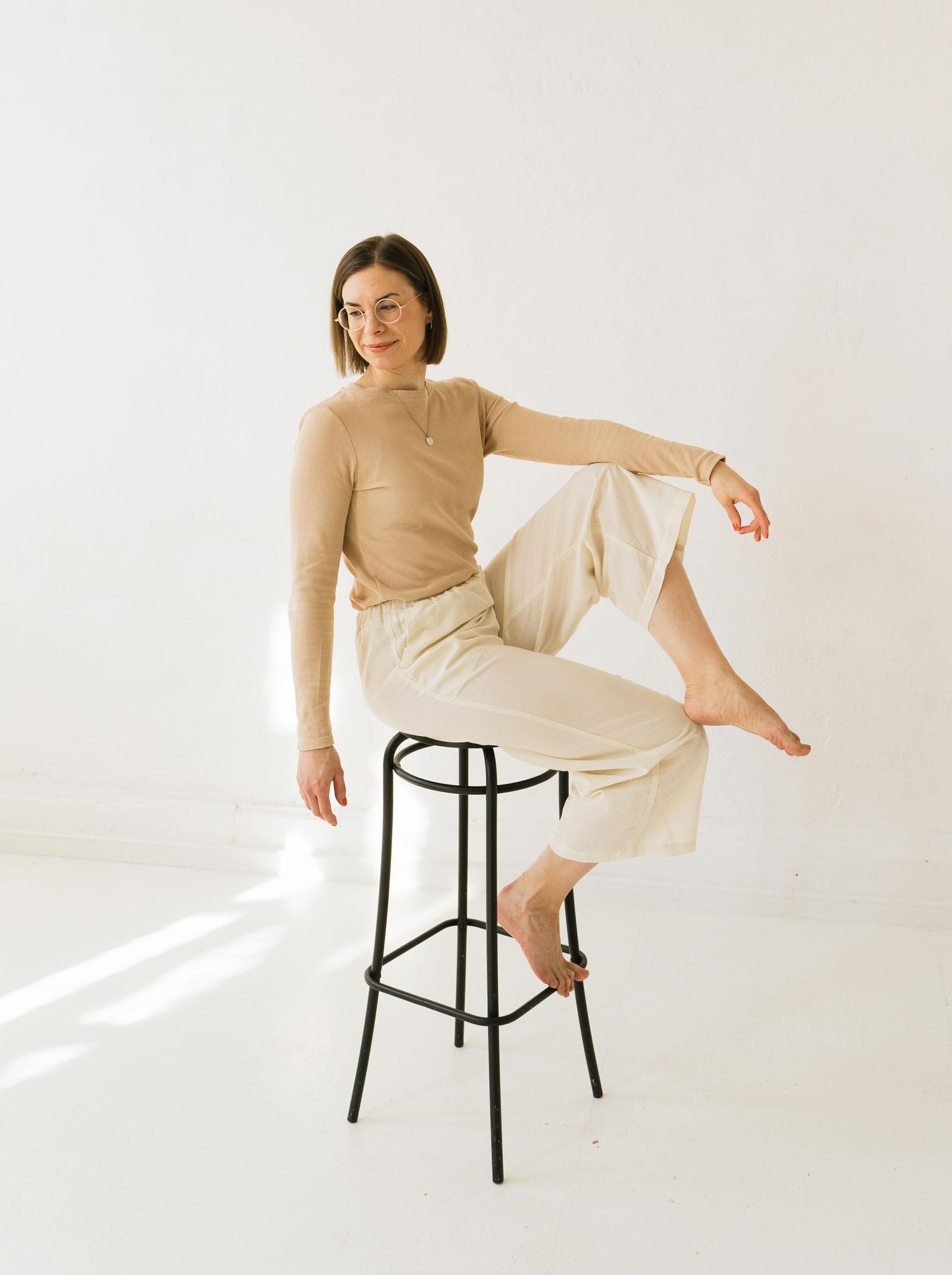 Sarah Schroeder Brand Designerin