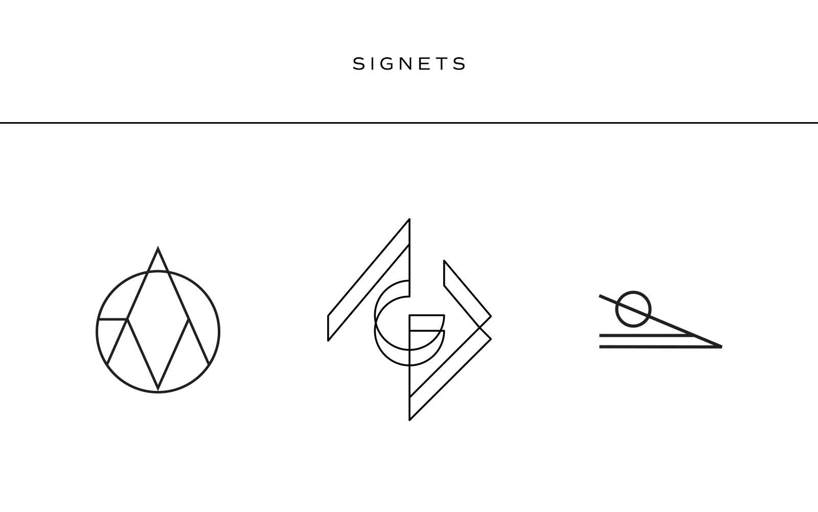 Was ist eine Logo Suite? Signet Beispiele