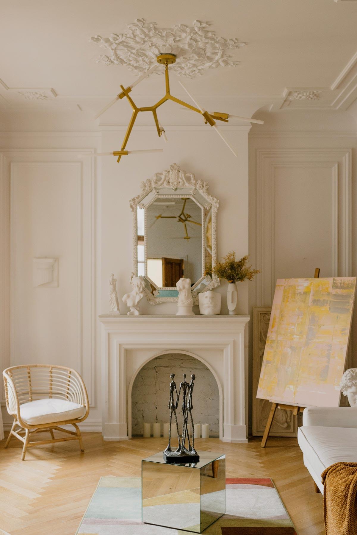 Kris Leuven Interior Designer Branding Photo Style – image by Ksenia Chernaya