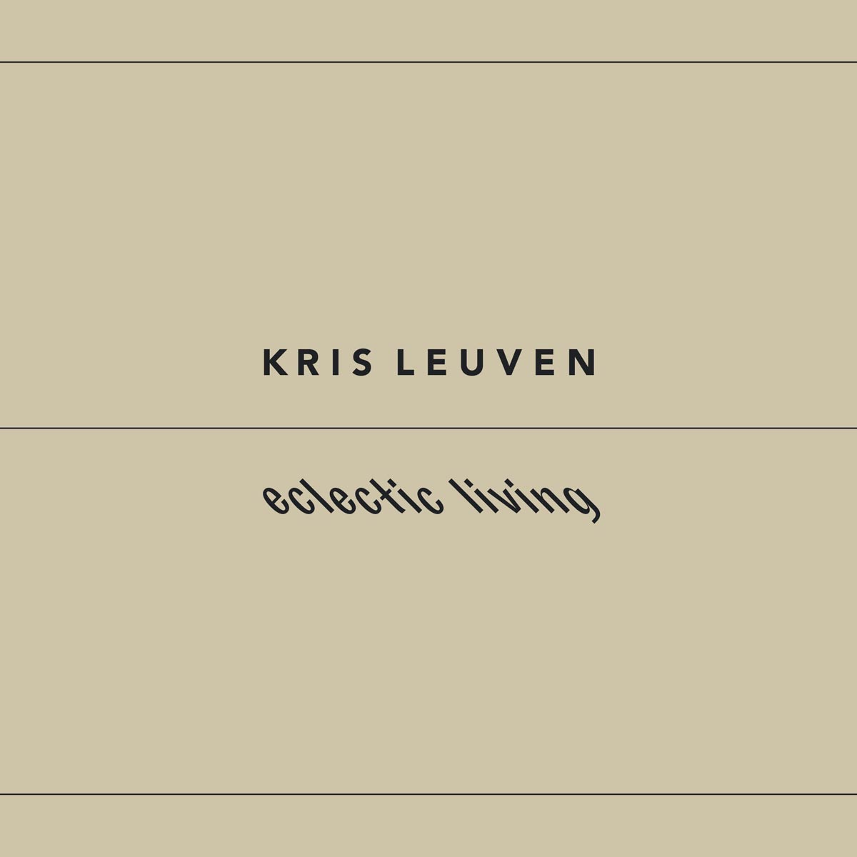 Kris Leuven Interior Designer Branding + Logo Design