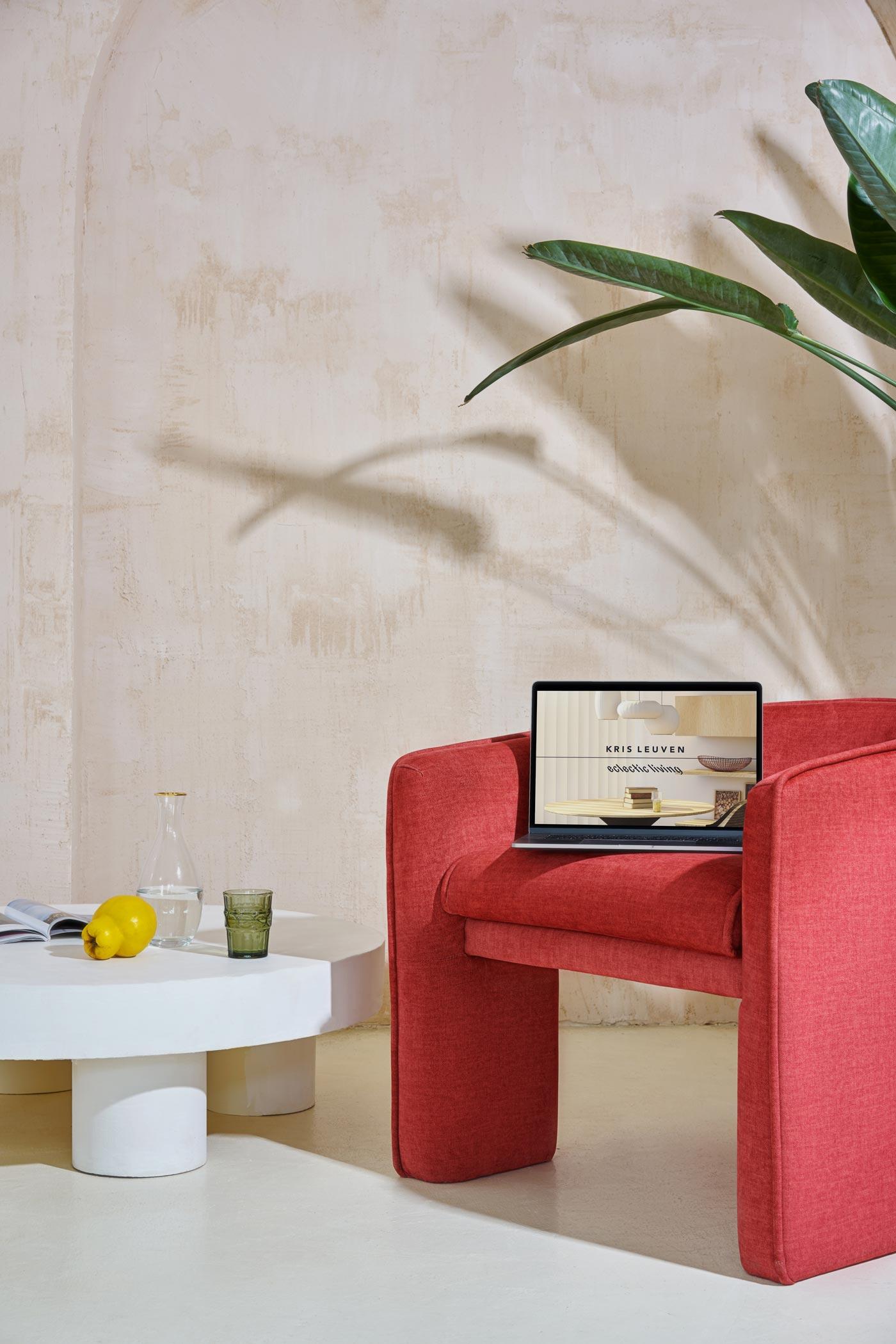 Kris Leuven Interior Designer Branding + Website
