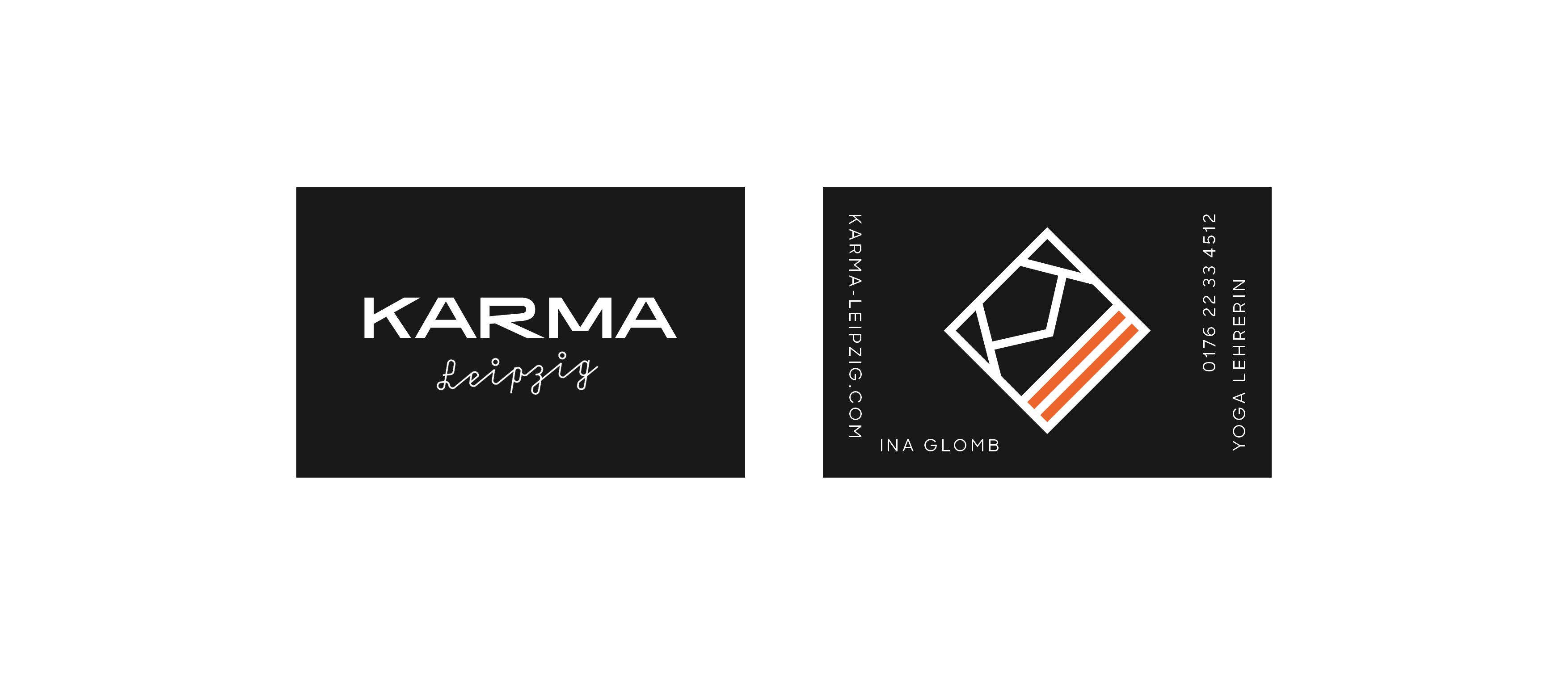 Karma Leipzig Font Variante