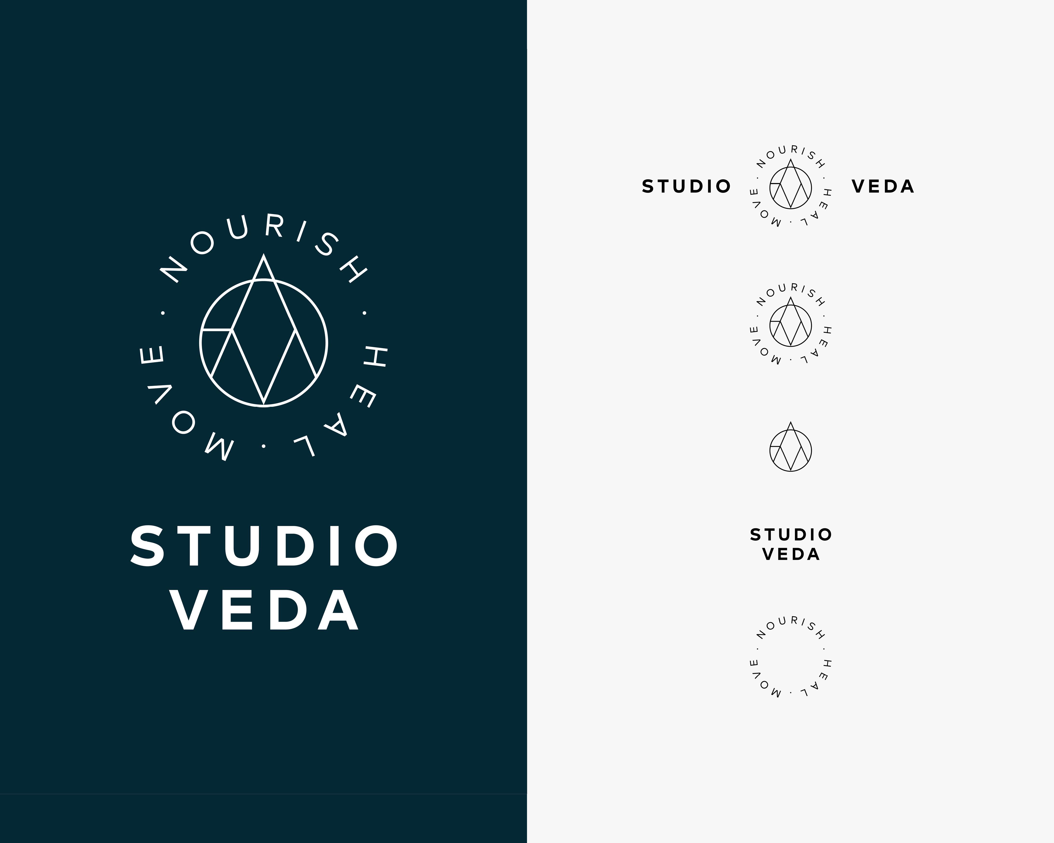 Studio Veda Logo